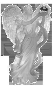 Caring Award Angel